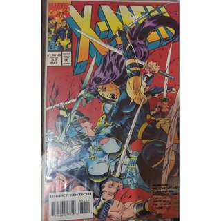 Pre-owned Comic Book - X-Men no. 32