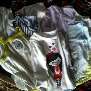 Original Carters Baby Clothes Onesis Romper
