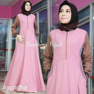 Ayundha Dress