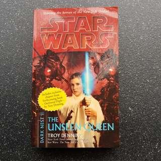 Star Wars- The Unseen Queen