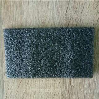 Art supplies Black thin Sponge