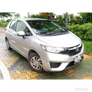 New Honda Fit $63/day