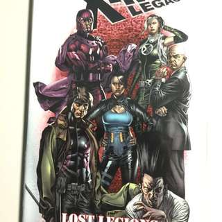 Marvel X-men: Legacy series, HC,