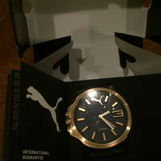Authentic New Puma Watch 40% off