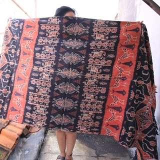 A 20 years old tenun sumba.. #ikat #tenunikat