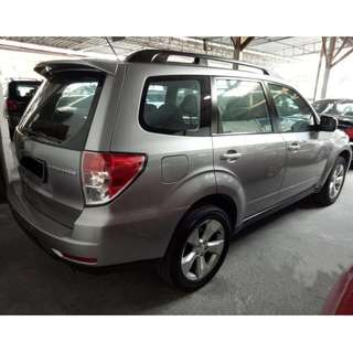 Subaru Forester for rent