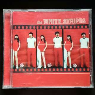 The White Stripes/Self-titled