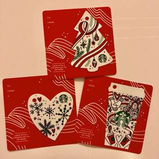 Starbucks Card Set USA