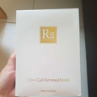 R-III 3 In 1 Skin Renewal Mask