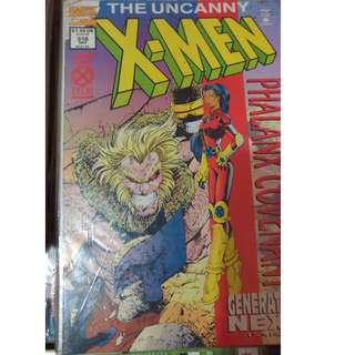 Pre-owned Comic Book -  The Uncanny X-Men no. 316