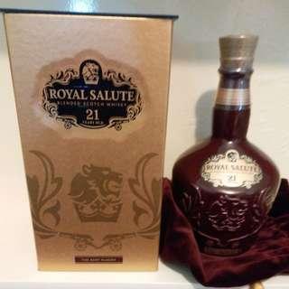 Royal Salute 21年(行貨)
