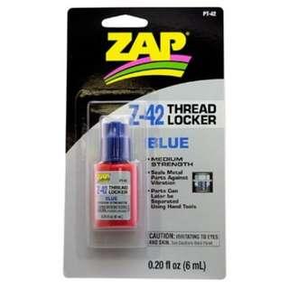 ZAP Z-42 Threadlocker BLUE - In Stock Now!!