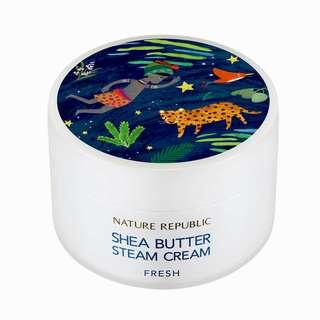 Shea Butter Steam Cream - Fresh