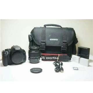 🔥HOT🔥Canon EOS 600D (Body +Lens)