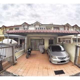 Taman Puchong Utama PU8 Bandar Bukit Puchong Double Storey