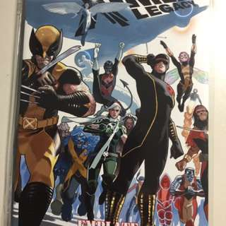 Marvel X-men Legacy series, HC, NM