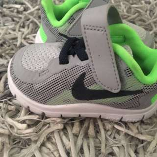 4PAIRS OF NIKE&ADIDAS infant shoes