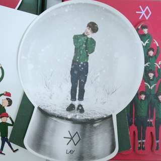 EXO LAY MIRACLES IN DECEMBER