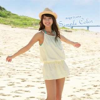 全新Angel Luna泳衣罩衫(可下水、日本直送)