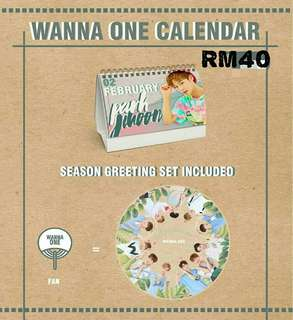 WANNA ONE SEASON GREETINGS