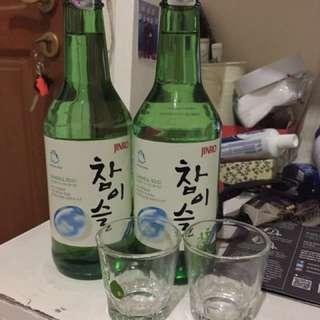 Soju Chamisul Jinro 19%