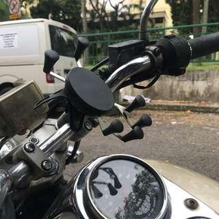 Motorcycle Handphone Holder Mobile Phone Holder Honda Phantom