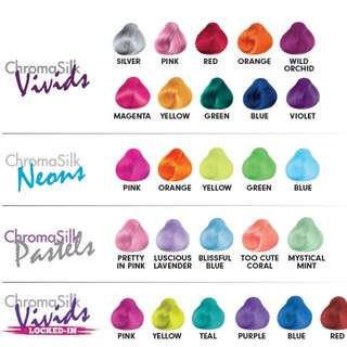 Pravana Vivids Colors Salon professional Col