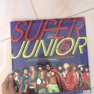 Super Junior The 5th Album: Mr. Simple (Ryeowook Version)