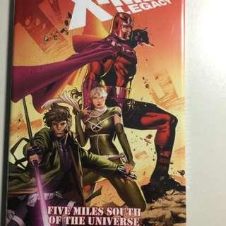 Marvel X-men Legacy series, NM, HC