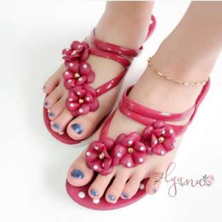 JELLY FLOWER RED!