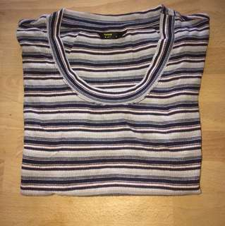 Factorie Stripes Top