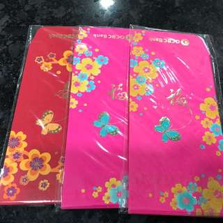 CNY Red Packet ( pink & red)!
