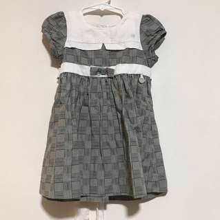 Trudy teddy dress 1 yo