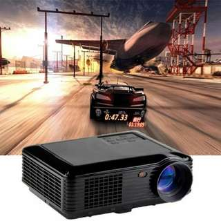 Powerful SV-228 3500 LCD Projector Home Theater
