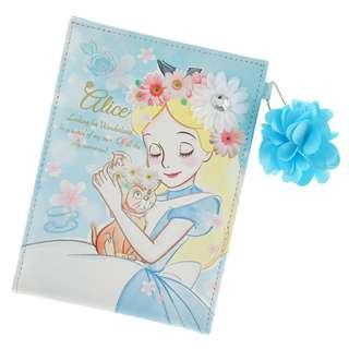 日本 Disney Store 直送 Alice in the Wonderland 花花系列摺鏡