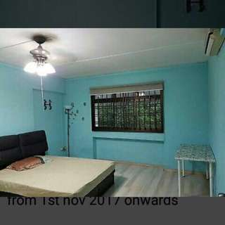 Blk 517 Jelapang Road common room for rental on 1st march 2018onwards, no agent fees