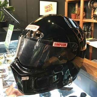 Original Simpson Super Bandit Helmet