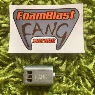 Nerf Foamblast Fang