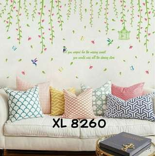 Wall Sticker Uk. 60x90 cm Motif The Shining Start