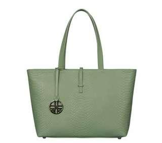 SILVIO TOSSI - Swiss Label Leather Bag