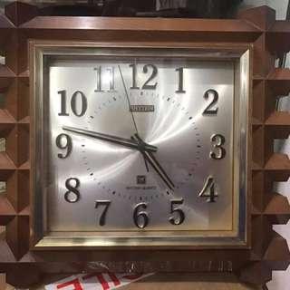 Vintage Rhythm Clock