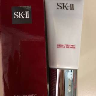 SK-11 Facial Cleanser Gentle Treatment