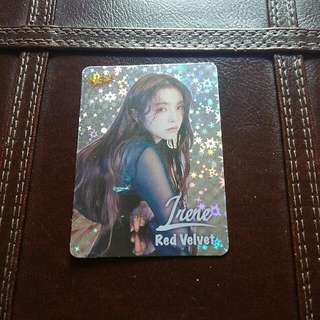 Red Velvet Yes Card 閃卡