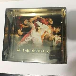 東方神起 Mirotic A版專輯