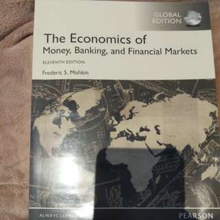 The Economics of Money, Banking, and Financial Markets (Eleventh edition) Frederic S. Mishkin