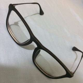 Pre-loved slightly used RayBan frame