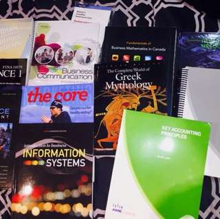 Business marketing Sheridan college textbooks