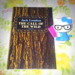 SALE! P100! The Call of the Wild by Jack London