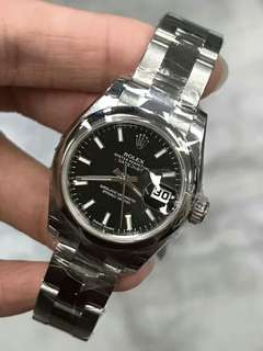 Rolex 179160 Black Bar