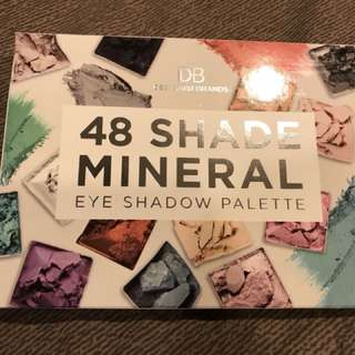 48 shade Mineral Eyeshadow